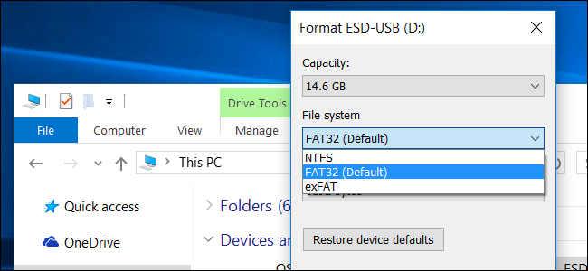 新买的移动硬盘该格式化为 NTFS 还是 exFAT?exFAT 文件系统指南