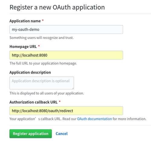 GitHub OAuth 第三方登录示例教程-Mr.Li's Blog